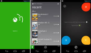 xbox 360 apk microsoft releases xbox smartglass application for android phones