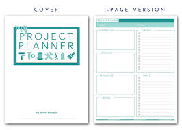 printable planner cover 2016 printable project planner roberto mattni co