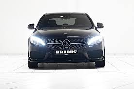 brabus pumps mercedes benz c450 amg up to 405 hp 420 lb ft