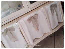 tendaggi shabby chic gallery of bagni rustici in muratura tende soggiorno stile