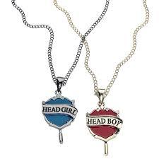 harry potter pendant necklace images Harry potter friendship necklace boy girl bioworld cinema jpg