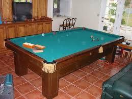 brunswick monarch pool table s l o billiards since 1981