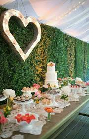 wedding backdrop grass grassy party backdrops design indulgences