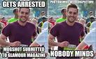 Ridiculously Photogenic Guy' Image Goes Viral [