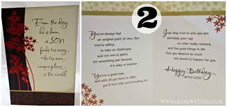 birthday card for son from mother alanarasbach com