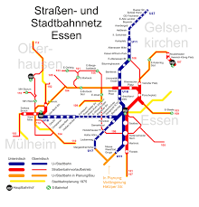 Germany City Map by Essen Map