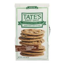 where to buy tate s cookies tate s bake shop gluten free chocolate chip cookies from