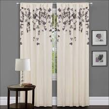Kitchen Curtain Material by Kitchen Yellow Grey Curtains Red And Gray Curtains Christmas