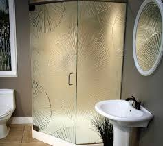 Holcam Shower Door Bathroom Frosted Holcam Shower Glass Design With Artistic Glass