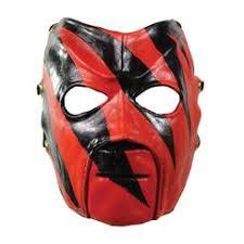 Wwe Sin Halloween Costume Wwe Sin Size Replica Wrestling Mask