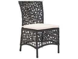 Zuo Outdoor Furniture zuo outdoor santa cruz aluminum wicker chair terra in brown 703818