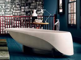 gigi rossi reader u0027s bathroom in teal with red railings interior
