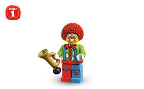clown characters minifigures lego com