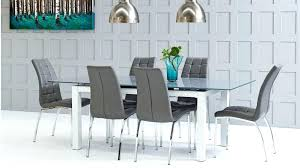 Dining Chairs Atlanta Dining Room Furniture Atlanta 7 Extension Dining Setting