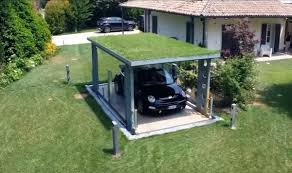Basement Car Lift Elegance And Functionality For The Ip1 Cm Mob Car Lift