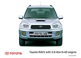 toyota launches d 4d diesel engine for rav4 toyota uk media site