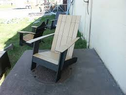 modern adirondack chairs designs u2014 home design ideas modern