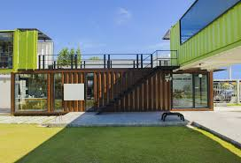 several good reasons to build a home using cargo containers for sale