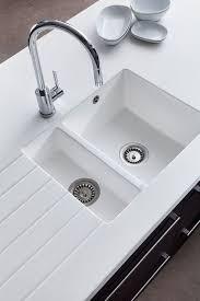 white kitchen sink faucet undermount white kitchen sink visionexchange co