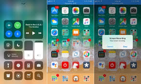 Iphone 5 Symbols On Top Bar 125 Awesome Ios 11 Features And Changes