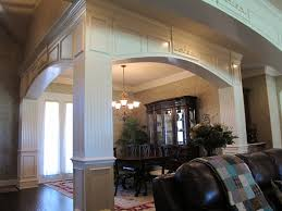 custom home interior rc construction interior trim