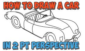 drawing vehicles u0026 transportation archives how to draw step by