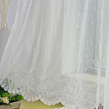 Sheer Embroidered Curtains Nice Idea Sheer Embroidered Curtains Brilliant Design Curtains
