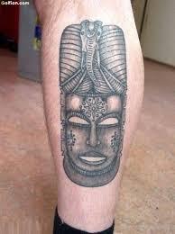33 best african mask tattoos parryz com