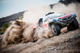 peugeot spain team peugeot total dakar 2015 in photos