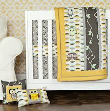 Hayley Nursery Bedding Set by Owl Crib Bedding Cool Pcs Owl Baby Bedding Baby Crib Bedding Sets