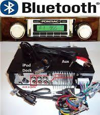 1968 Firebird Interior 1968 Firebird Radio Ebay