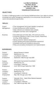 Objective Statement For Nursing Resume Nursing Nursing Student Resume Objective