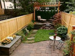 Landscape Ideas For Small Gardens by Cheap Patio Ideas For Small Yard Pics Yard Pinterest Cheap