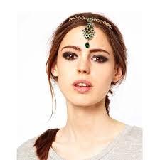 forehead bands online shop h hyde 2017 fashion rhinestone pendant high