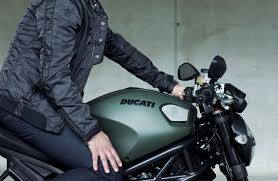 biker apparel video ducati monster diesel wemotor com