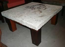stone coffee table square table elegant stone coffee table ms403 marina coffee table stone