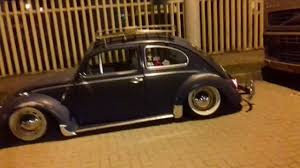 stanced volkswagen beetle 1966 vw slammed blue beetle walk around youtube