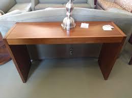 Walnut Sofa Table by Fp Dark Walnut Finish Sofa Table Console