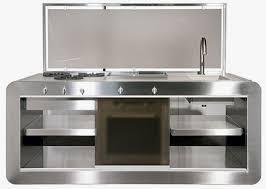 compact kitchen design ideas enclosed mono block kitchen design from dada the tivali compact