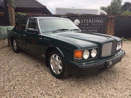 green bentley used green bentley brooklands for sale essex