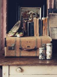 upcycled home décor giving new life to vintage suitcases 2548720