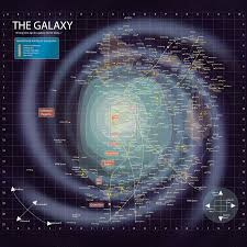 Map Of Universe Star Wars Galaxy Map With Bg By Offeye D4y2cum Png 1600 1600