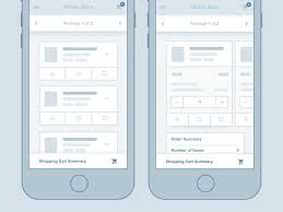 ui ux wireframe examples u0026 design analys fiveaday co
