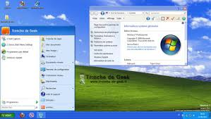 theme de bureau windows 7 installer le thème windows xp sur windows 7