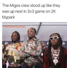 Migos Meme - bet awards 2017 memes top 10 empire bbk