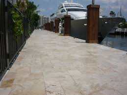 Travertine Patio French Pattern Travertine Patio Contemporary With Ashlar Pattern