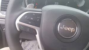 blackout jeep cherokee 2016 jeep grand cherokee overland edition with blackout package