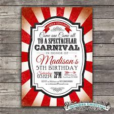 25 best party stationery images on pinterest carnival parties