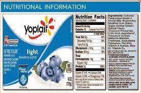 yoplait light yogurt ingredients food from plants nettye johnson