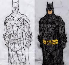 batman arkham origins 52 batman drawing redtarkin deviantart